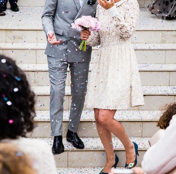 Kleding bruidsgasten