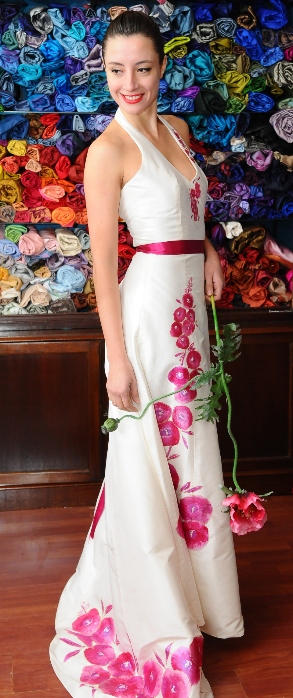 Tweede Huwelijk Trouwjurk.Bruiden En Tweede Huwelijk Kleurrijke Couture